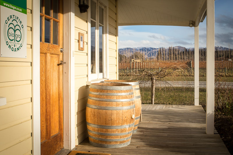 Aurum Wines, Crowmell, Central Otago, New Zealand